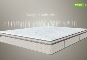 Mondi Magestik 3D Yatak Tanıtım