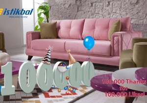 İstikbal Worldwide 100000 Likes