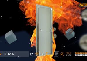 Neron Yangın Kapıları 3d Tanıtım